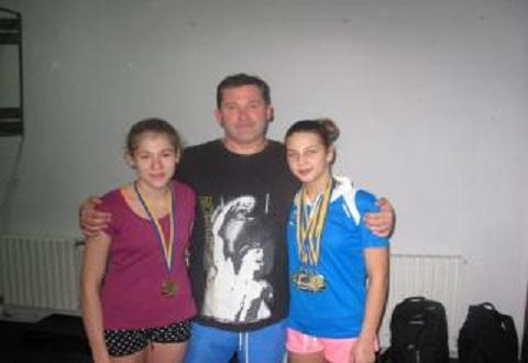 Юные пловцы г. Каменское стали участниками зимнего чемпионата Украины Днепродзержинск