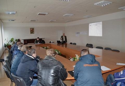 Сварщиков полимерных трубопроводов обучают на КП «Горводоканал» г. Каменское Днепродзержинск
