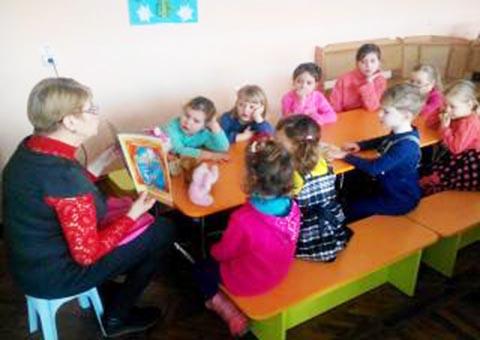 В библиотеке Каменского прошла встреча в клубе «Библиознайки» Днепродзержинск