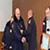 Начальник полиции Каменского наградил сотрудников и неравнодушных горожан за спасение женщины