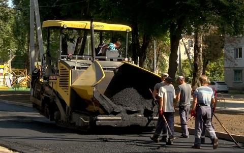 В Каменском продолжают благоустраивать зоны отдыха Днепродзержинск
