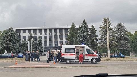 В Каменском на пешеходном переходе сбили человека Днепродзержинск