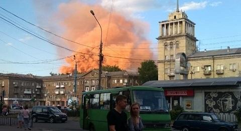 В Каменском прошло совещание по экологическим вопросам Днепродзержинск