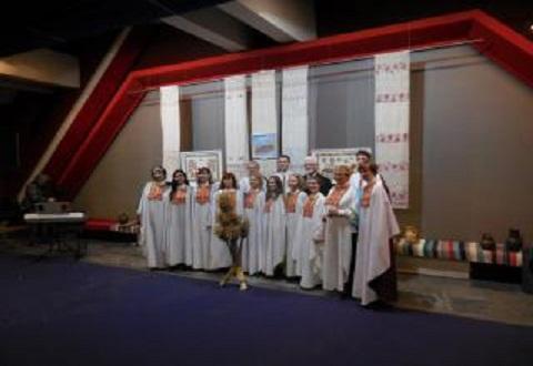 В Музее истории Каменского прошли мероприятия большой рождественской программы Днепродзержинск