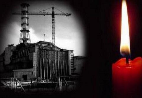В Каменском проведут митинг у памятного знака «Чернобыль-вечная боль Украины» Днепродзержинск