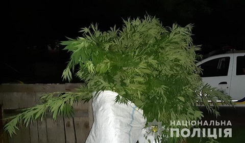 У жителя г. Каменское изъяли наркотическое вещество  Днепродзержинск