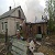 Под г. Каменское ликвидировали пожар в хозяйственной постройке