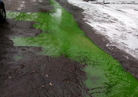 Новая технология выявления потерь воды в Каменском дала результат Днепродзержинск