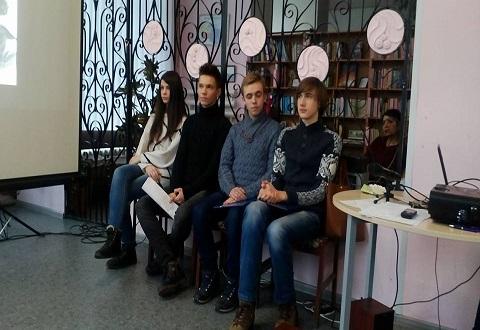 Молодые жители Каменского приняли участие в городском литературно-художественном конкурсе  Днепродзержинск