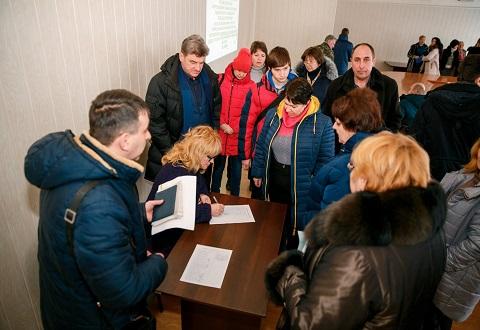 В Каменском прошли обсуждения проекта постановления по тарифам на 2018 год Днепродзержинск