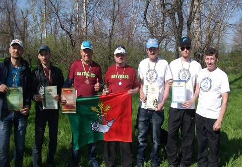 Каменчане стали участниками открытого турнира по ловле рыбы на удочку Днепродзержинск