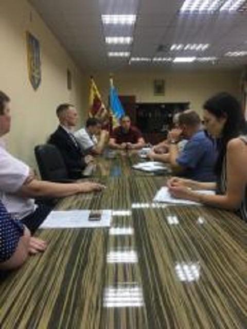 В Каменском достигнуты договоренности с «Горгазом» по вопросу автономного отопления Днепродзержинск