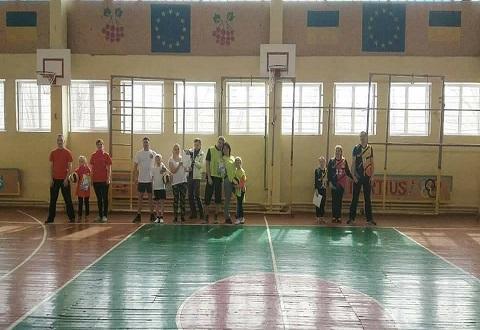 В Днепровском районе г. Каменское  определяли лучшую спортивную семью Днепродзержинск