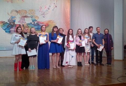 В Каменском проходит конкурс вокалистов Днепродзержинск