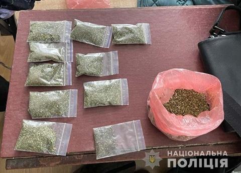 Житель г. Каменское хранил 15 килограмм каннабиса Днепродзержинск