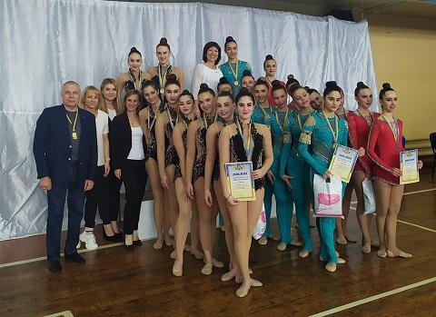 Воспитанницы ДЮСШ № 4 г. Каменское стали победителями соревнований в Одессе Днепродзержинск