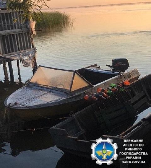 На Каменском водохранилище задержали нарушителя  Днепродзержинск