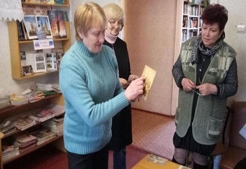 В библиотеке г. Каменское провели вечер воспоминаний Днепродзержинск