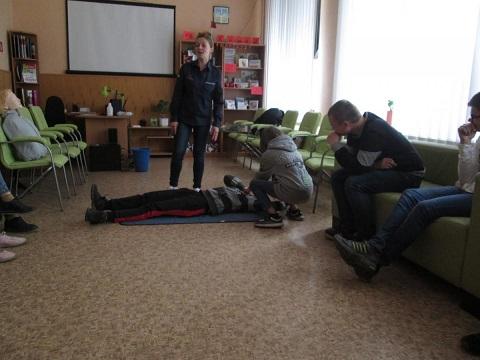 Каменские школьники ознакомились с навыками оказания доврачебной помощи Днепродзержинск