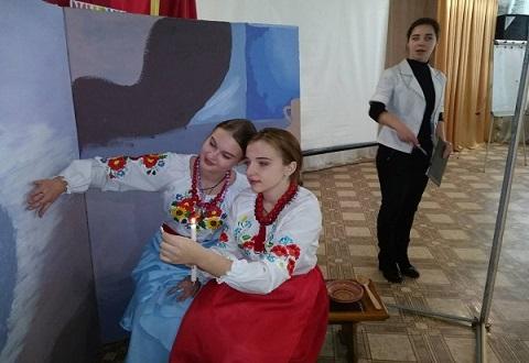 «Музей живых картин» в г. Каменское провел конкурс экскурсоводов  Днепродзержинск