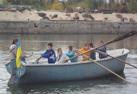 В Каменском прошли Всеукраинские соревнования на базе ФЮМР Днепродзержинск