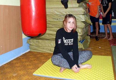 Клубу смешанных единоборств Каменского приобрели новый спортинвентарь Днепродзержинск