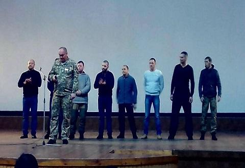 Молодежь Каменского пригласили на просмотр киноленты «Киборги» Днепродзержинск