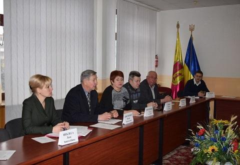 О пенсионной реформе говорили с предпринимателями в Каменском Днепродзержинск