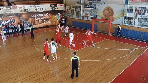Каменский «Прометей» выиграл вторую игру в Кривом Роге Днепродзержинск