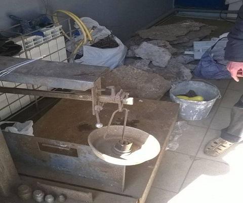 На левобережье г. Каменское закрыли пункт приема вторичного металла Днепродзержинск