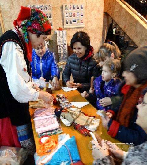 Рождество отметили в Музее истории г. Каменское Днепродзержинск