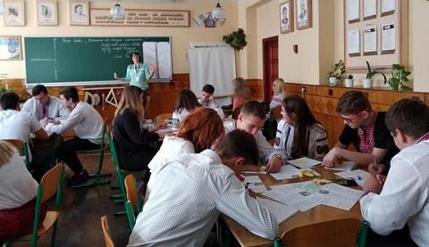 Каменские учителя стали участниками фестиваля педагогических идей Днепродзержинск