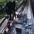 Спасатели г. Каменское ликвидировали возгорание вагона электропоезда