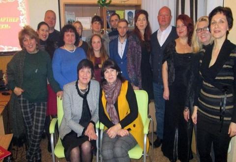 ЦГБ г. Каменское провела награждение социальных партнеров Днепродзержинск