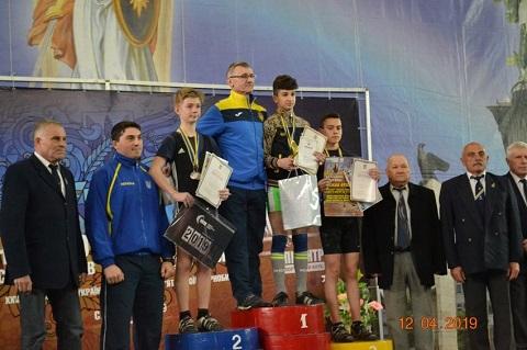 Молодой штангист из Каменского стал чемпионом страны Днепродзержинск