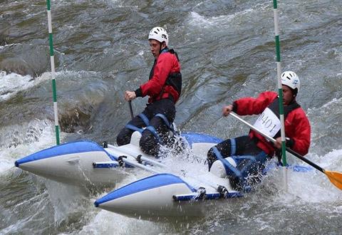 Участниками европейского чемпионата по водному туризму станут спортсмены Каменского Днепродзержинск