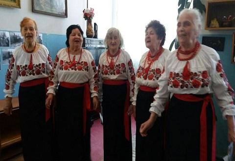 В Южном районе г. Каменское провели праздничный концерт Днепродзержинск