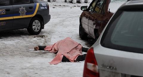 В Каменском на левом берегу убили мужчину Днепродзержинск