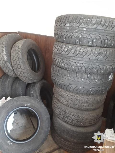 На территории г. Каменское выявили «гаражных» воров Днепродзержинск