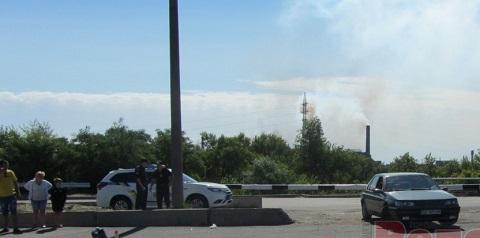 На мосту в Каменском автомобиль «Москвич» сбил пешехода Днепродзержинск
