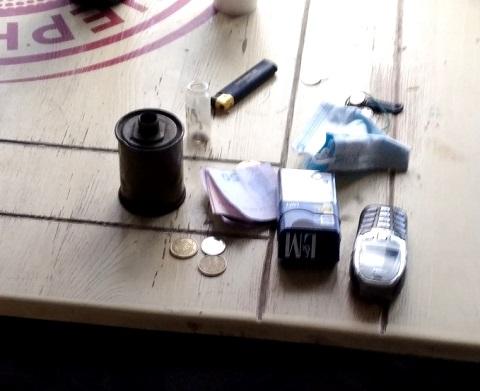 В кафе на левобережье Каменского задержали мужчину с гранатой  Днепродзержинск