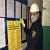 Спасатели г. Каменское провели профилактические мероприятия по информированию сотрудников