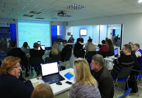 Каменчане на семинаре знакомились с практиками мониторинга публичных закупок Днепродзержинск