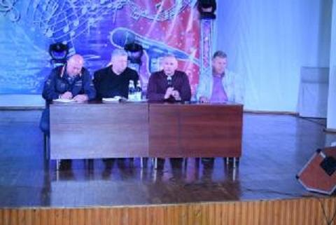 С руководителями учреждений г. Каменское говорили о децентрализации отопления Днепродзержинск