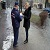 Специалисты Службы спасения г. Каменское  провели с населением информационный рейд