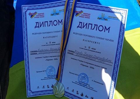 Каменчане стали вторыми на чемпионате Украины «Черемош — 2018» Днепродзержинск