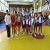 На областном турнире акробаты Каменского стали победителями