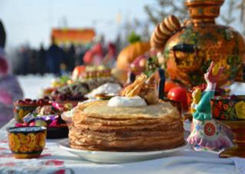 Для каменчан проведут праздничные гуляния Масленицы  Днепродзержинск