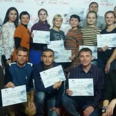 ВБО «Новое время» провела обучение волонтеров в г. Каменское Днепродзержинск