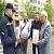 В Каменском спасатели поздравили ветерана